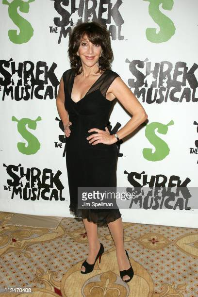"""Andrea Martin attends the opening night party for """"Shrek The Musical"""" on Broadway at the Plaza hotel on December 14, 2008 in New York City."""