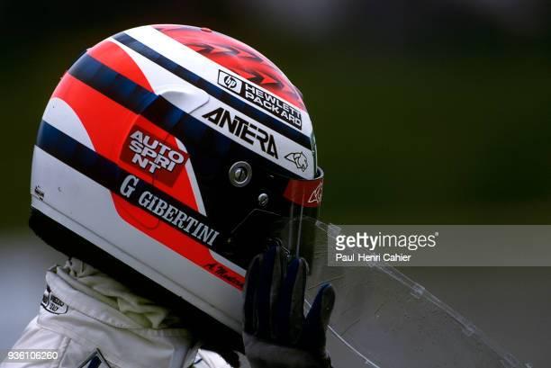 Andrea Montermini Grand Prix of France Circuit de Nevers MagnyCours 30 June 1996