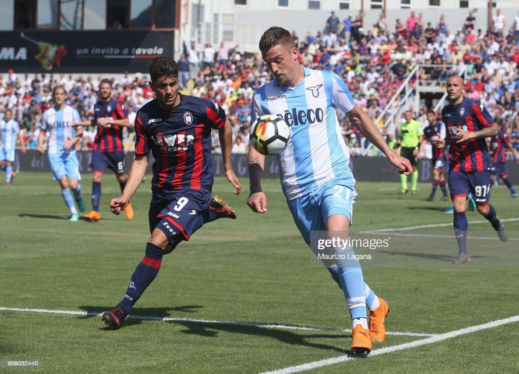 FC Crotone v SS Lazio - Serie A