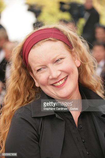 Andrea Nolls at the premiere of 'Transylvania' during the 59th Cannes Film Festival