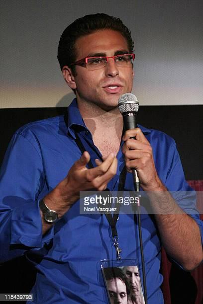 "Andrea Pallaoro from ""Wunderkammer"" attends the 2008 Los Angeles Film Festival's ""Shorts Program 2"" Screening at the Mann Festival Theater on June..."