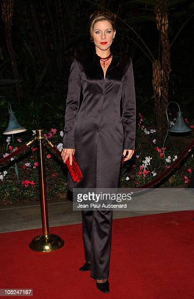 Andrea Parker during 11th Annual Diversity Awards at Beverly Hills Hotel in Beverly Hills California United States
