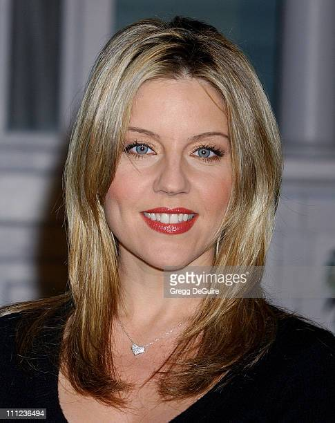 Andrea Parker during 2005 ABC Winter Press Tour Party Arrivals at Universal Studios in Universal City California United States