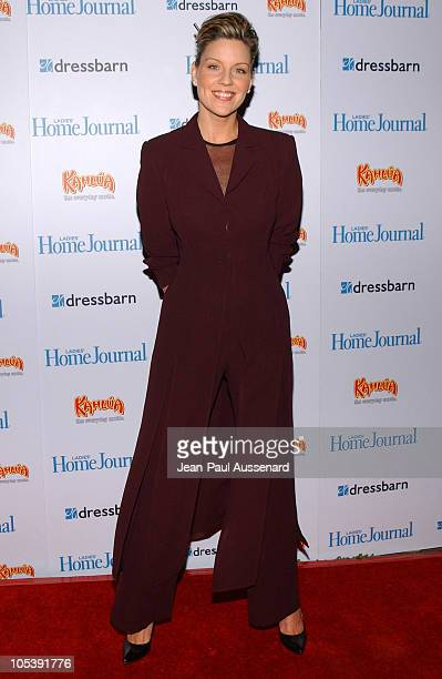 Andrea Parker during 2005 Funny Ladies We Love Awards Hosted by Ladies' Home Journal at Pearl in West Hollywood California United States