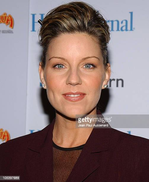 """Andrea Parker during 2005 """"Funny Ladies We Love"""" Awards Hosted by Ladies' Home Journal at Pearl in West Hollywood, California, United States."""