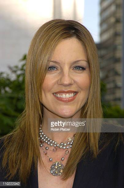 Andrea Parker during 2005/2006 ABC UpFront at Lincoln Center in New York City New York United States