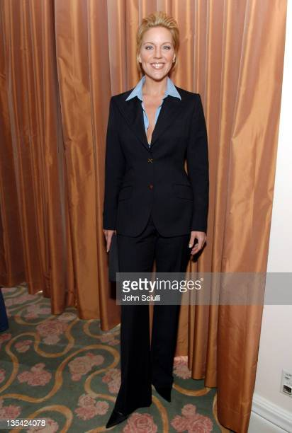 Andrea Parker during 3rd Annual Hollywood Bag Ladies Lupus Luncheon at Beverly Hills Hotel in Beverly Hills California United States
