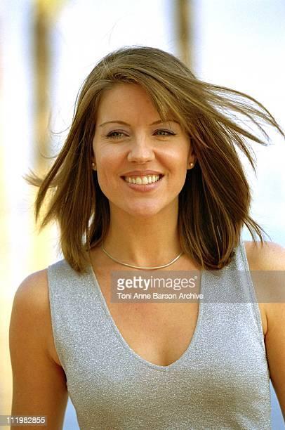 """Andrea Parker during 41st Monte-Carlo Television Festival - """"The Pretender"""" at Grimaldi Forum in Monte-Carlo, Monaco."""