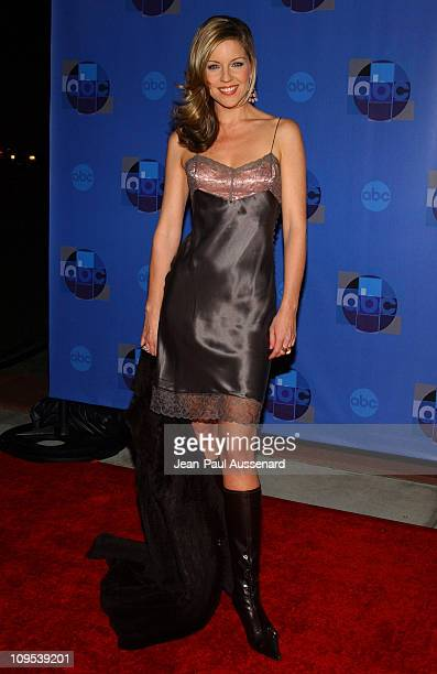 Andrea Parker during ABC All-Star Party at Astra West in West Hollywood, California, United States.
