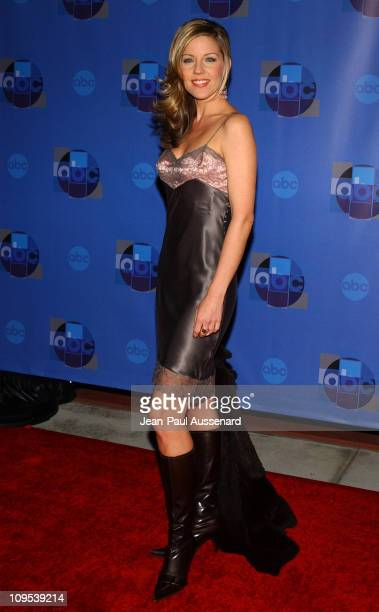 Andrea Parker during ABC AllStar Party at Astra West in West Hollywood California United States