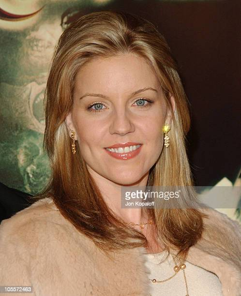 Andrea Parker during Constantine Los Angeles Premiere Arrivals at Grauman's Chinese Theater in Hollywood California United States