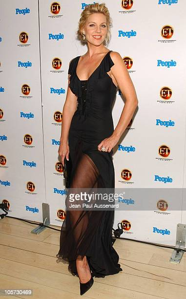 Andrea Parker during Entertainment Tonight and People Magazine Celebrate The 57th Annual Emmy Awards at Mondrian in West Hollywood California United...