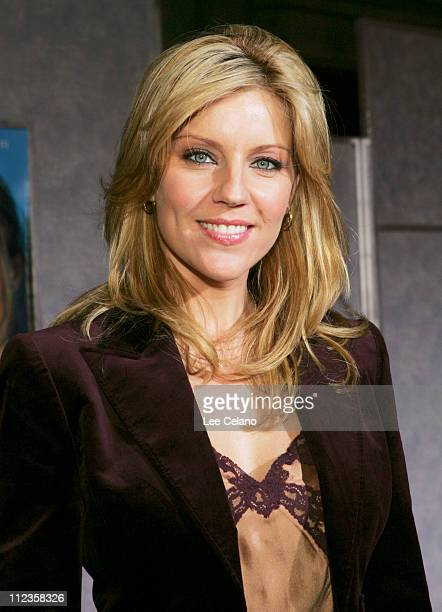 Andrea Parker during 'Flightplan' Los Angeles Premiere Red Carpet at El Capitan Theatre in Hollywood California United States