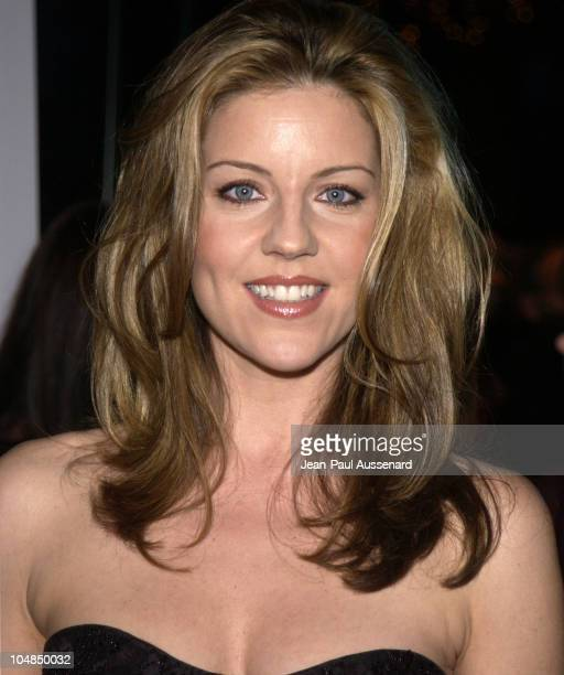 Andrea Parker during Fourth Annual Hollywood Makeup Artists and Hairstylists Guild Awards at Beverly Hilton Hotel in Beverly Hills California United...