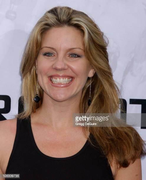 """Andrea Parker during """"I, ROBOT"""" World Premiere - Arrivals at Mann Village Theatre in Westwood, California, United States."""