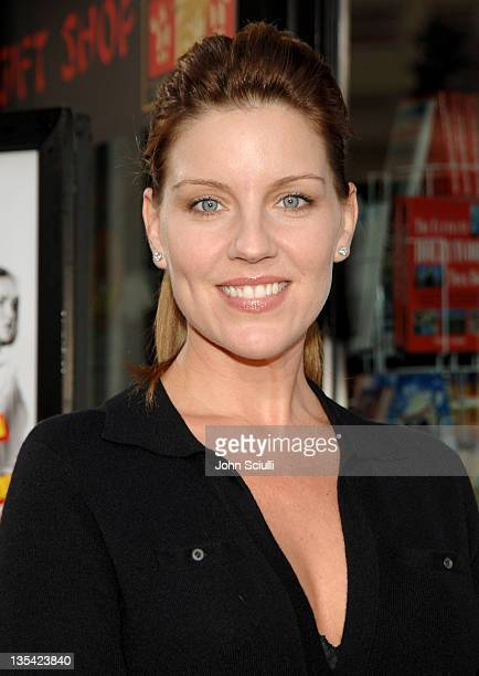 Andrea Parker during 'John Tucker Must Die' Los Angeles Premiere Arrivals at Mann's Chinese Theater in Hollywood California United States