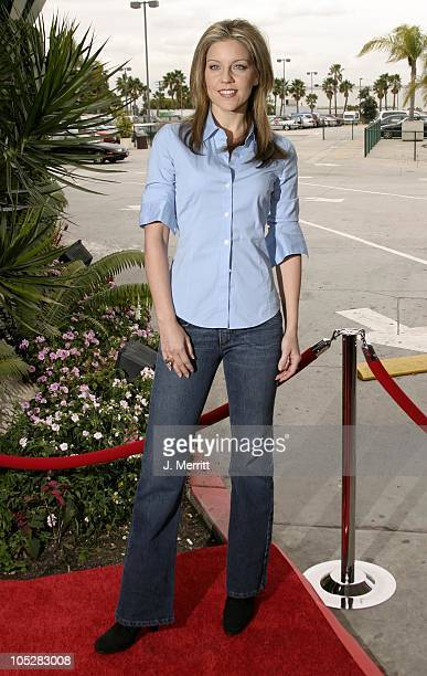 Andrea Parker during The 2004 World Poker Tour Invitational at The Commerce Casino in Los Angeles California United States