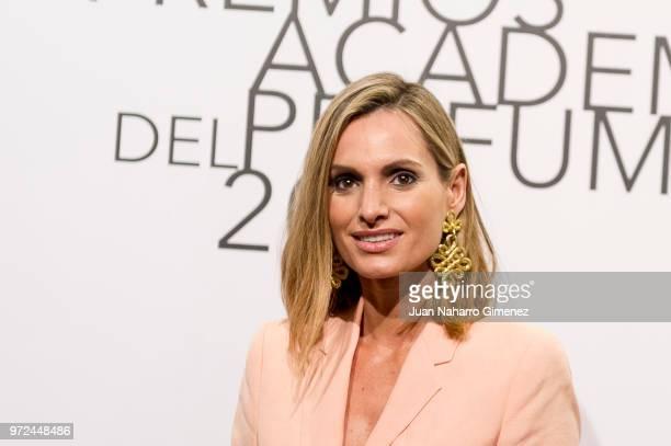 Andrea Pascual attends 'Academia del Perfume' awards 2018 at Circulo de Bellas Artes on June 12 2018 in Madrid Spain