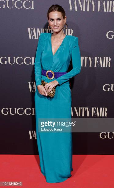 Andrea Pascual attends 'Personality of the Year' Awards at Royal Theatre on September 26 2018 in Madrid Spain