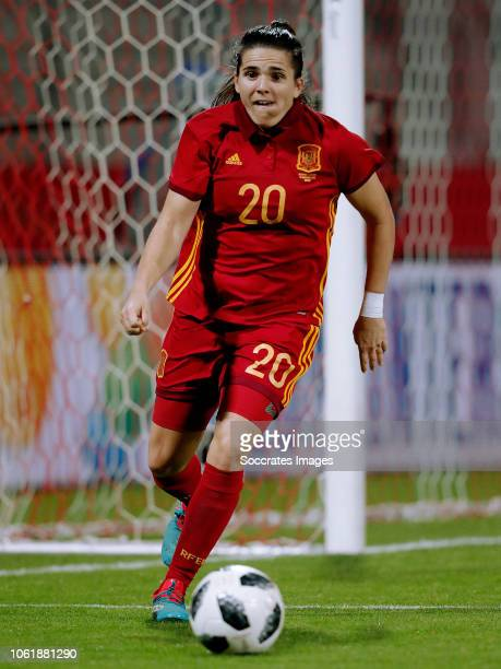 Andrea Pereira Cejudo of Spain Women during the International Friendly Women match between Germany v Spain at the Multifunktionsarena Erfurt on...