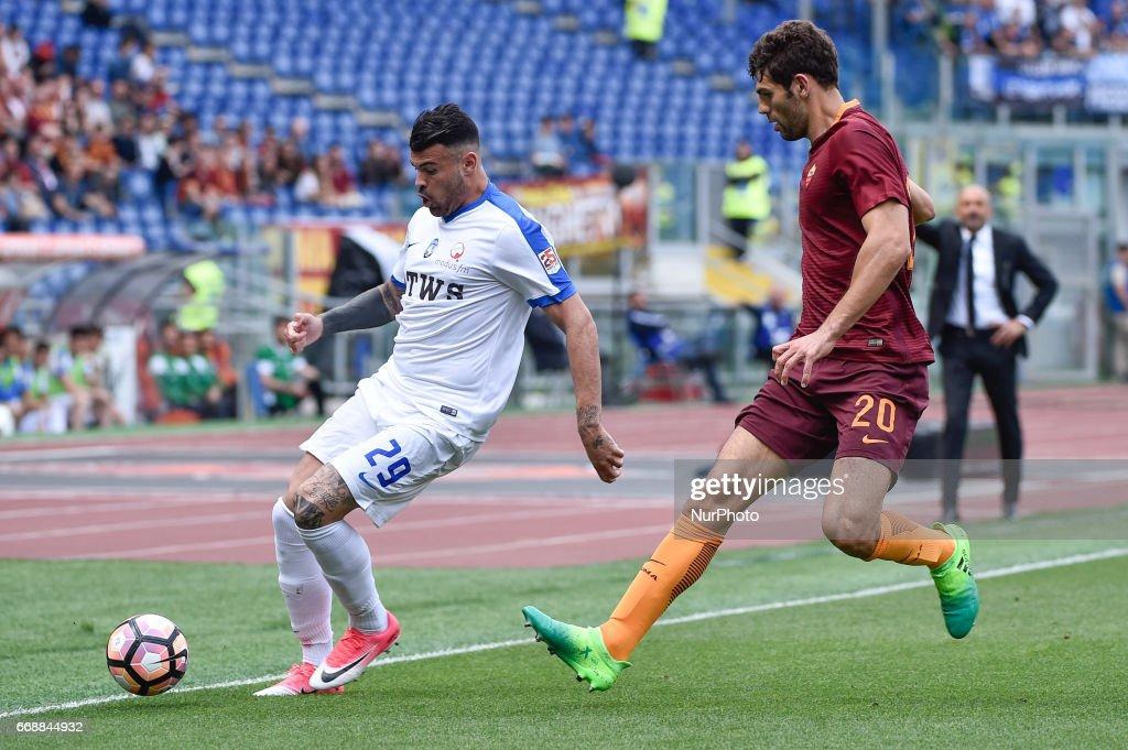 Roma - Atalanta Serie A : Foto di attualità