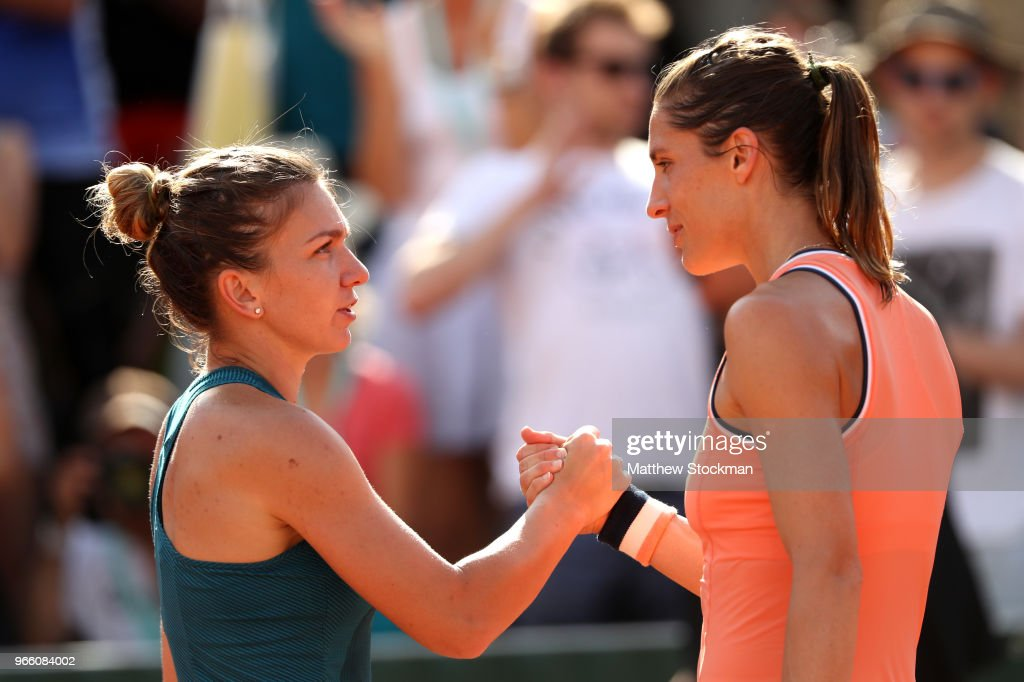 2018 French Open - Day Seven : News Photo