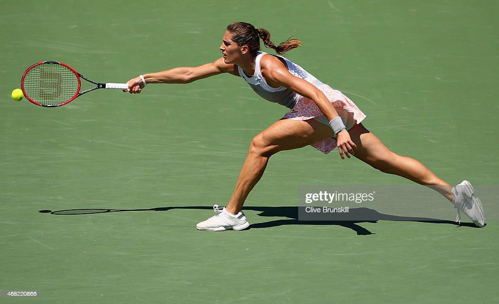 Miami Open Tennis - Day 9