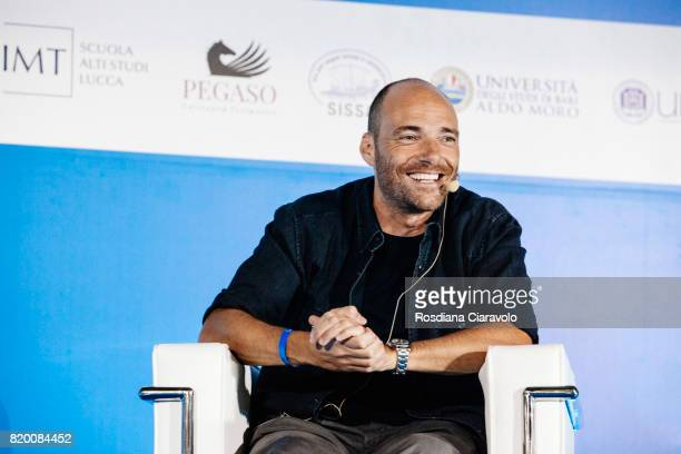 Andrea Pezzi attends Campus Party on July 20 2017 in Milan Italy
