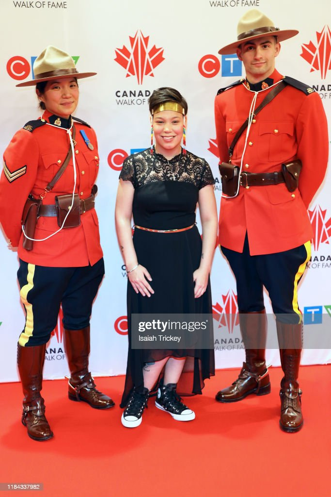 2019 Canada's Walk Of Fame : News Photo