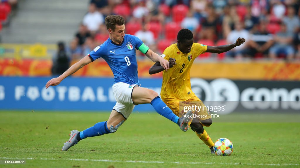 Italy v Mali: Quarter Final - 2019 FIFA U-20 World Cup : News Photo