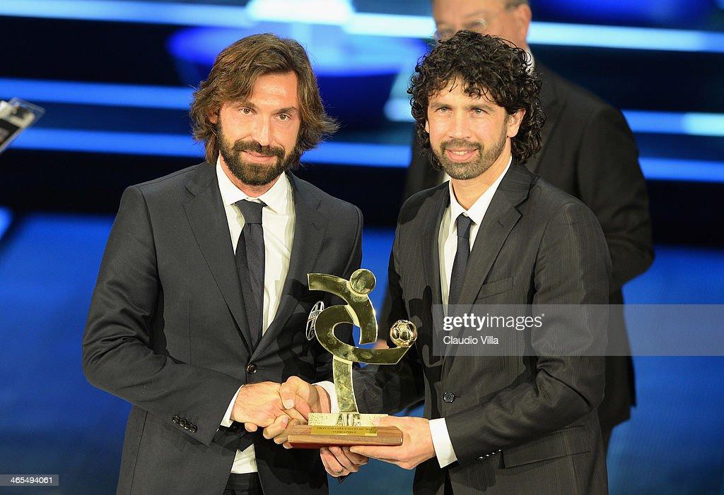 Gran Gala del Calcio AIC 2013 : Foto di attualità