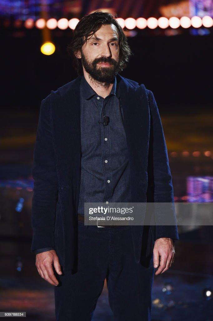 E Poi C'e' Cattelan TV Show - March 29, 2018 : News Photo