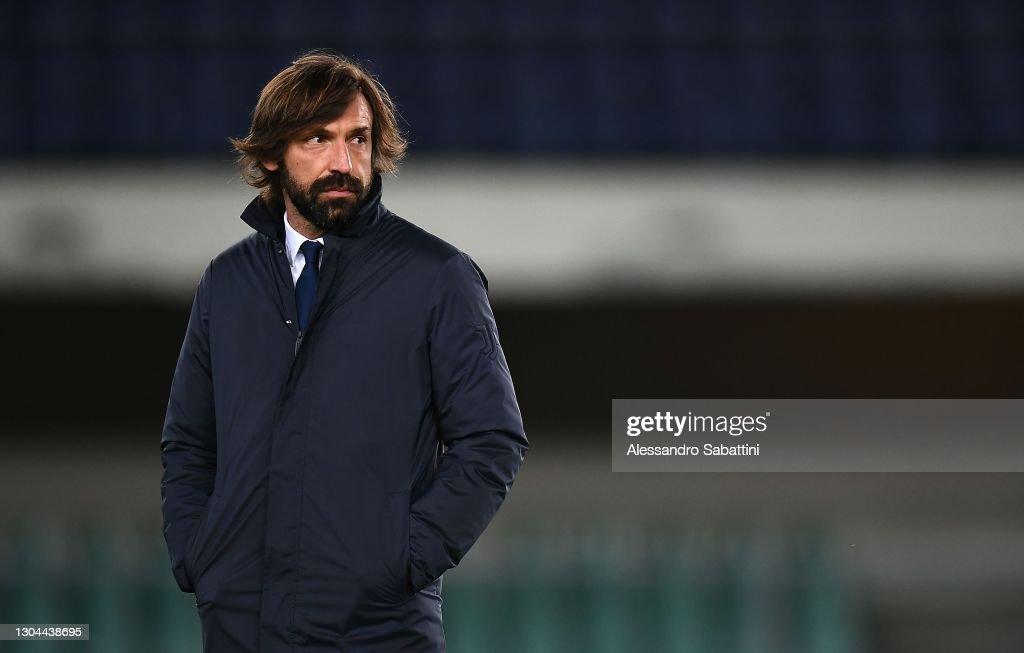 Hellas Verona FC v Juventus - Serie A : News Photo
