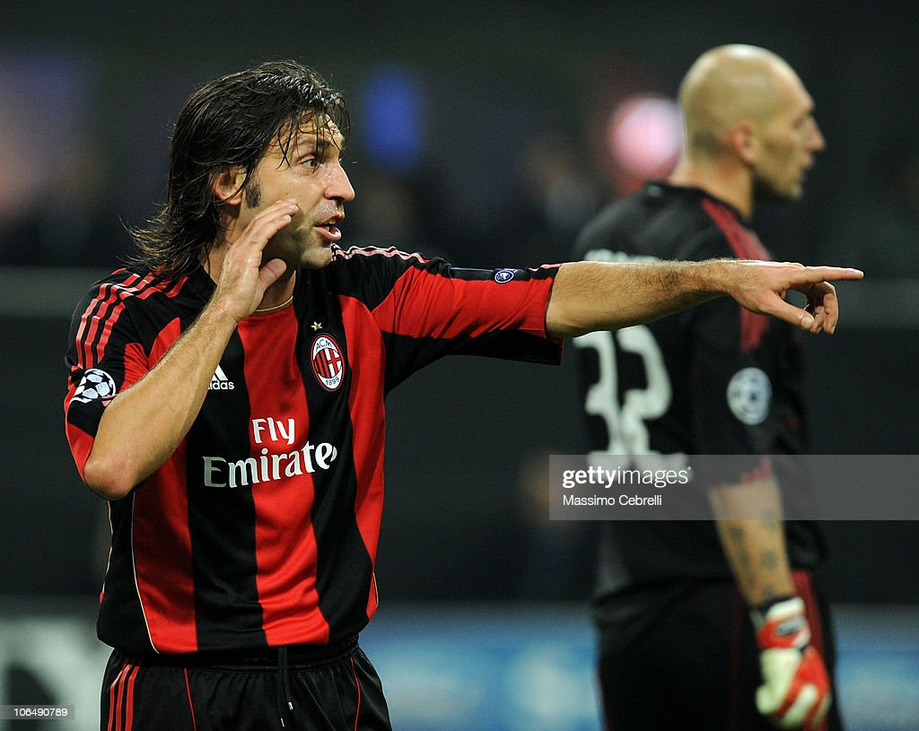 AC Milan v Real Madrid - UEFA Champions League : News Photo