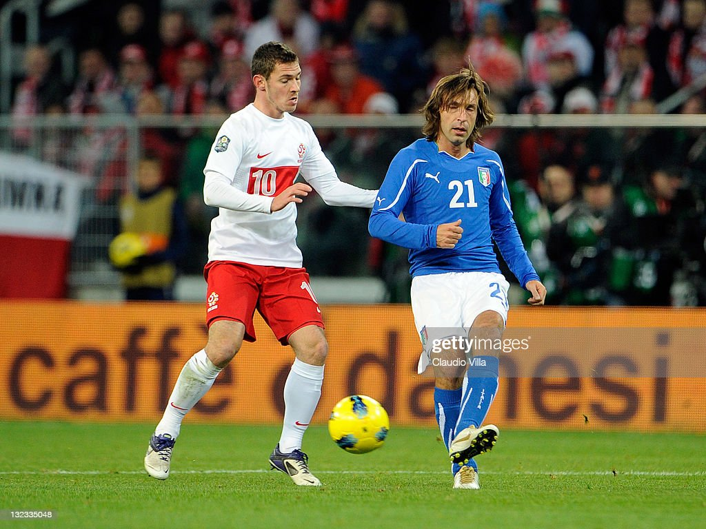 Poland v Italy - International Friendly