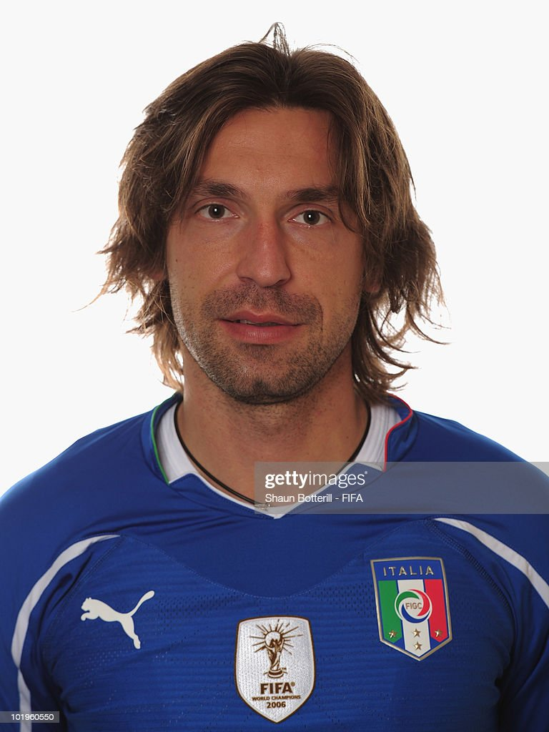 Italy Portraits - 2010 FIFA World Cup