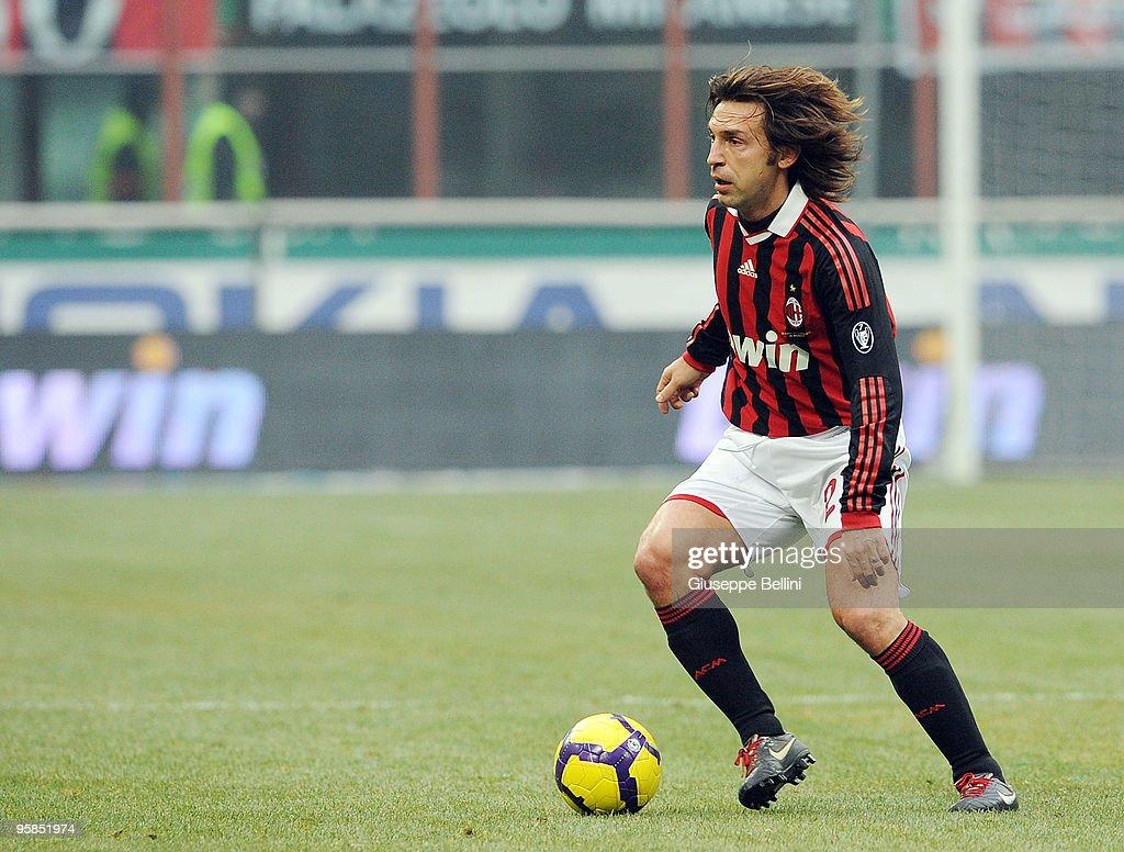 AC Milan v AC Siena - Serie A : News Photo