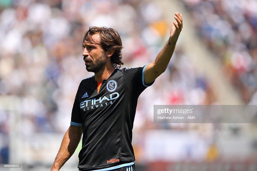 New York City FC v Los Angeles Galaxy : Nachrichtenfoto
