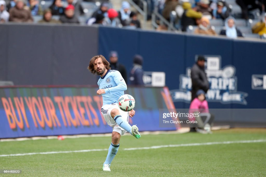New York City FC Vs San Jose Earthquakes : Foto di attualità