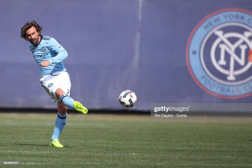 NYCFC Vs D.C. United : ニュース写真