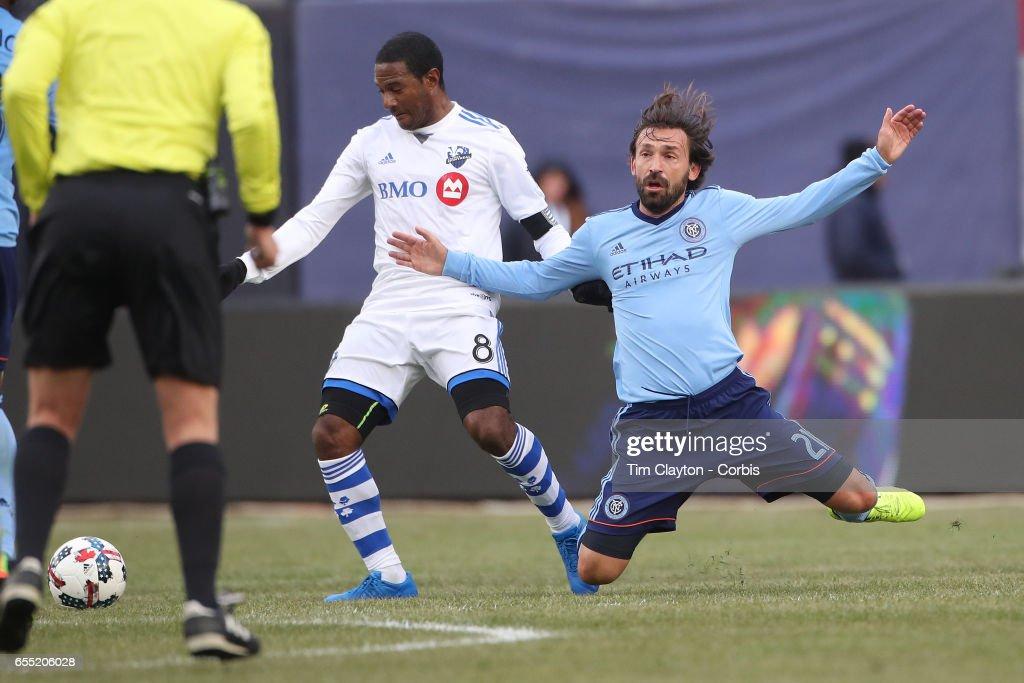 New York City FC Vs Montreal Impact : News Photo