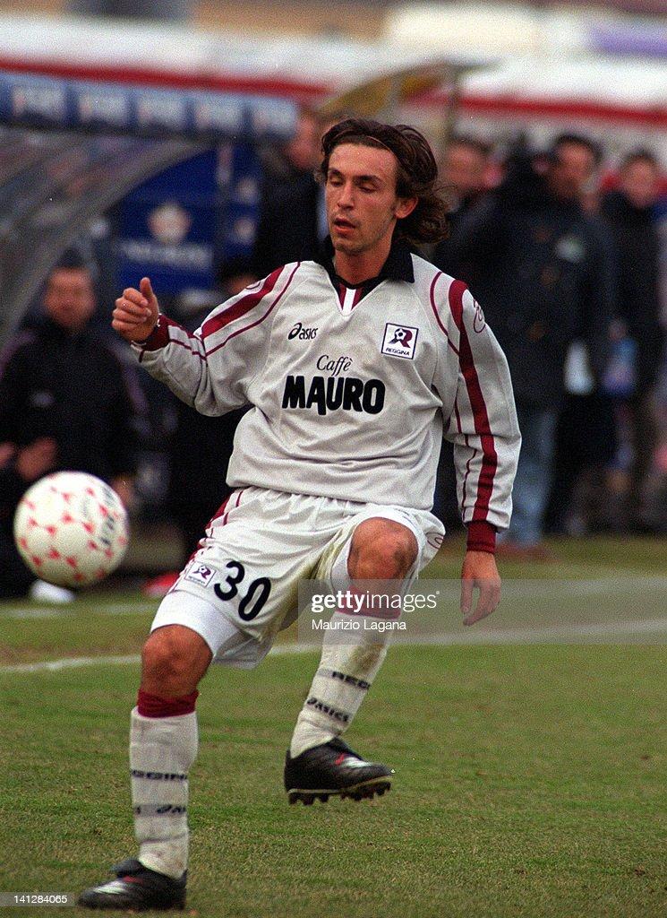 Reggina Calcio Archive : News Photo