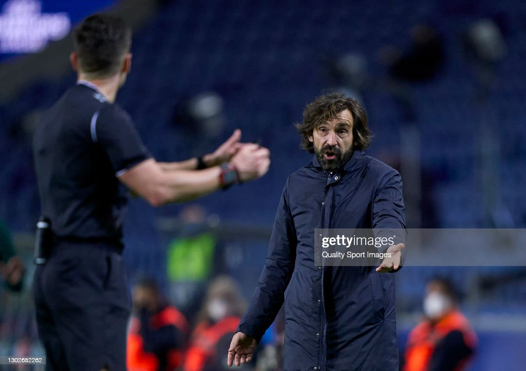 FC Porto v Juventus  - UEFA Champions League Round Of 16 Leg One : News Photo