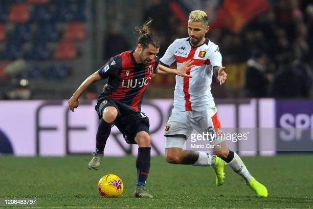 984 Genoa Cfc V Bologna Fc Serie A Photos And Premium High Res Pictures Getty Images