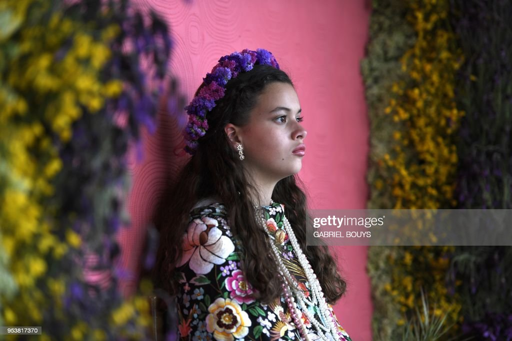 SPAIN-FEATURE-TRADITION-MAYAS : News Photo