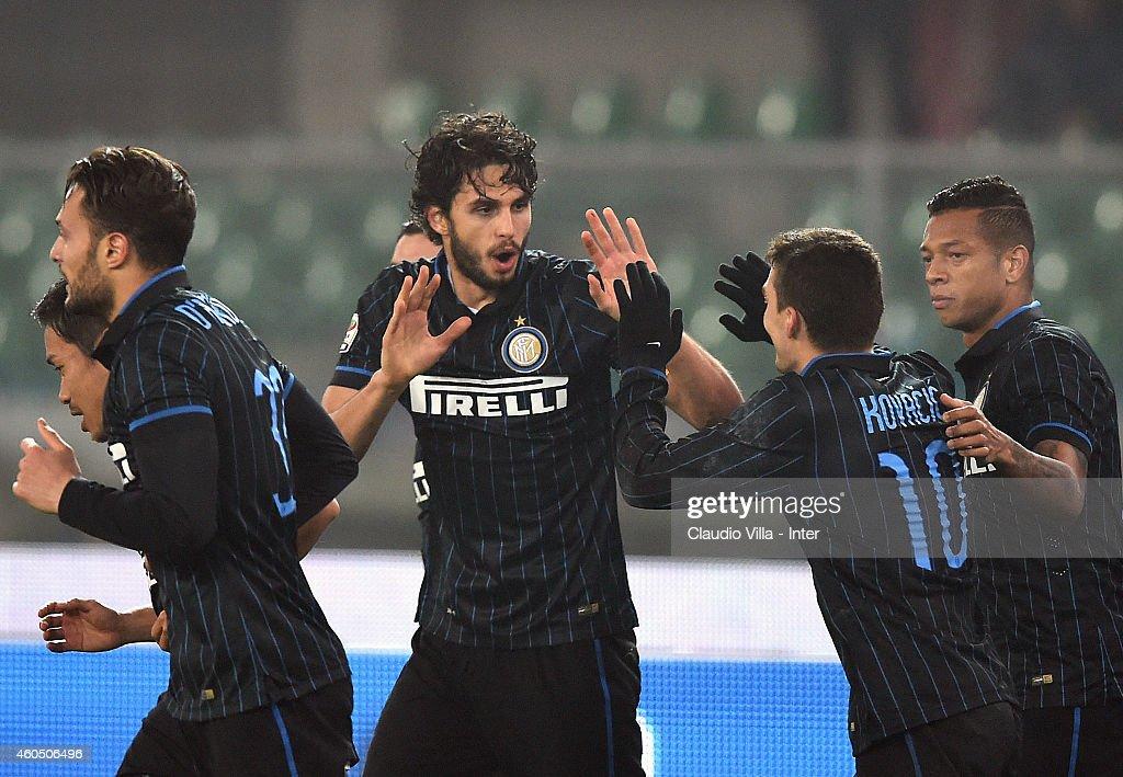 AC Chievo Verona v FC Internazionale Milano - Serie A : News Photo