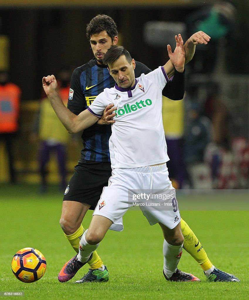 FC Internazionale v ACF Fiorentina - Serie A : News Photo