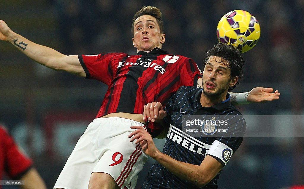 AC Milan v FC Internazionale Milano - Serie A : News Photo