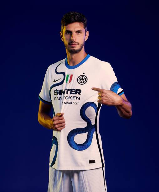 ITA: FC Internazionale Away Kit Media Day