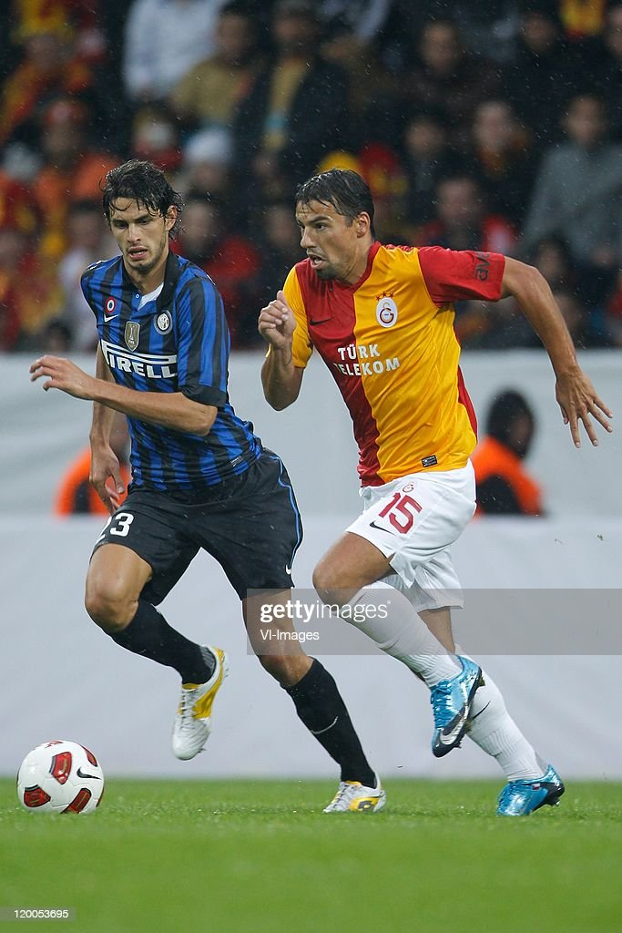 Galatasaray SK v FC Internazionale Milano - Pre Season Friendly